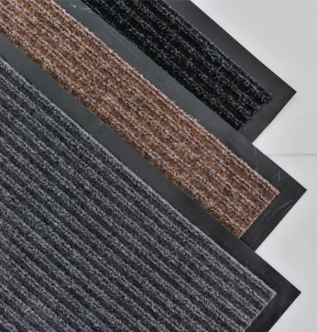 Commercial Ribbed Entrance Mat