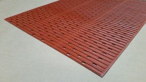 Perforated TERRA COTTA
