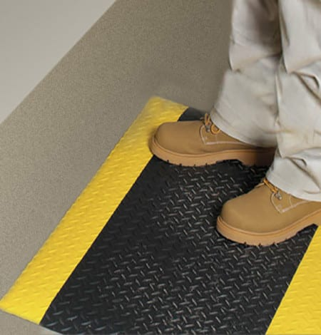 diamond top anti fatigue mats
