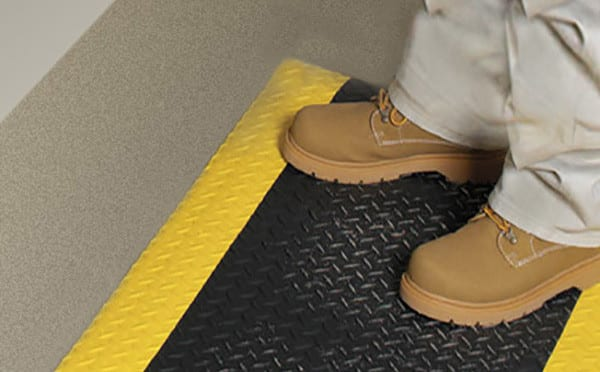 Diamond Top Anti Fatigue Mat