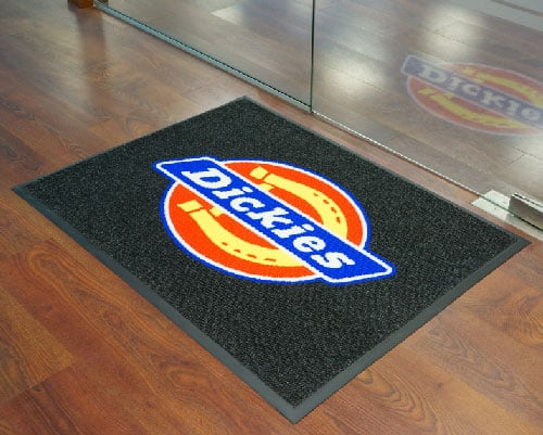 High Quality Premium Inlay Logo Mats