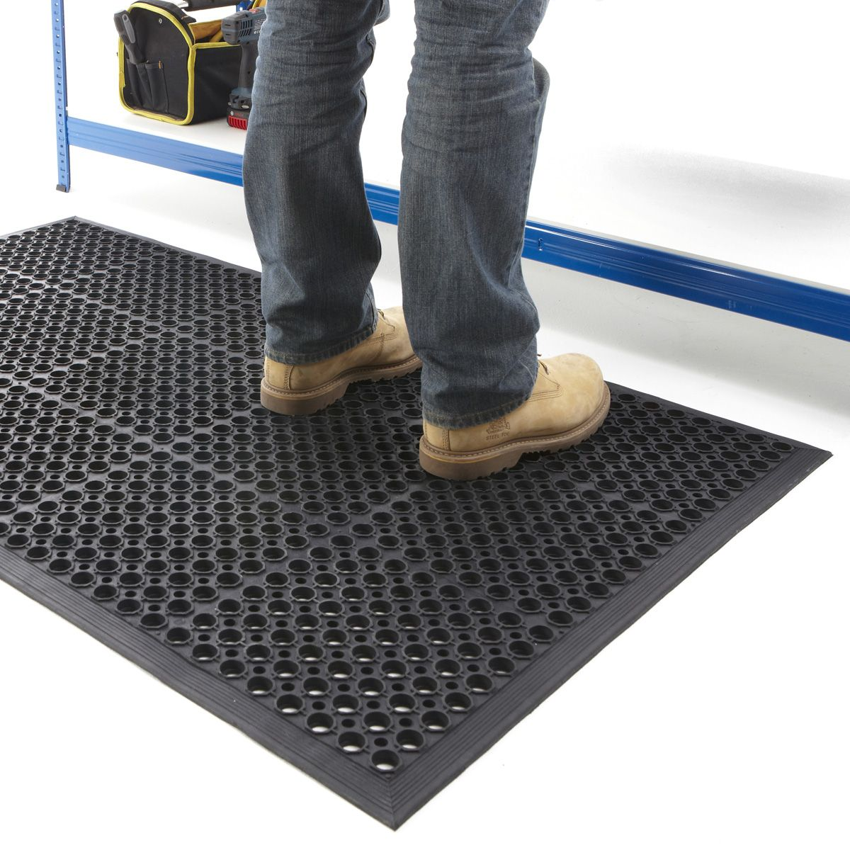 Why Rubber Mats Work So Well