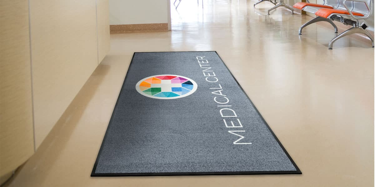 Having Custom Floor Mats For Your Business Makes A Difference