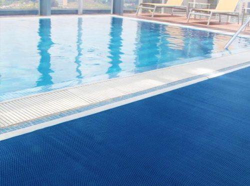 Poolside matting