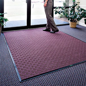 Heavy duty office floor mats