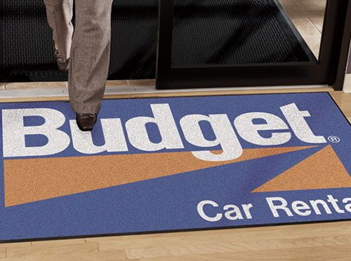Car Dealership Custom Logo Rugs And Mats